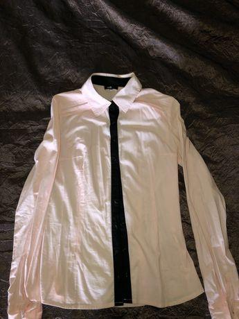 Рубашка в клетку Zara,Oodji,Burberry