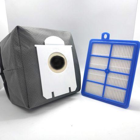 Комплект фильтр и мешок для пылесоса Electrolux Philips FC9170,FC917