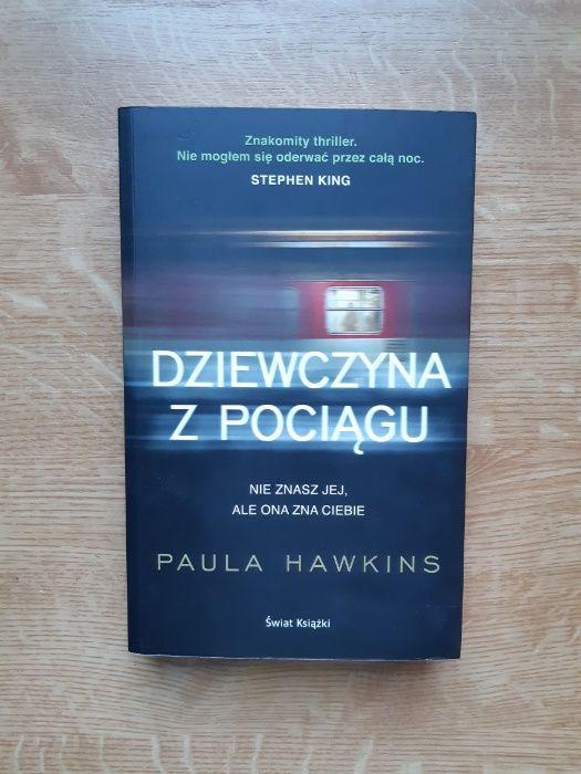 Dziewczyna z pociągu - Paula Hawkins (2015) Gdynia - image 1