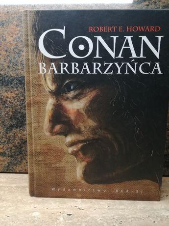 Conan Barbarzyńca Robert E.Howard