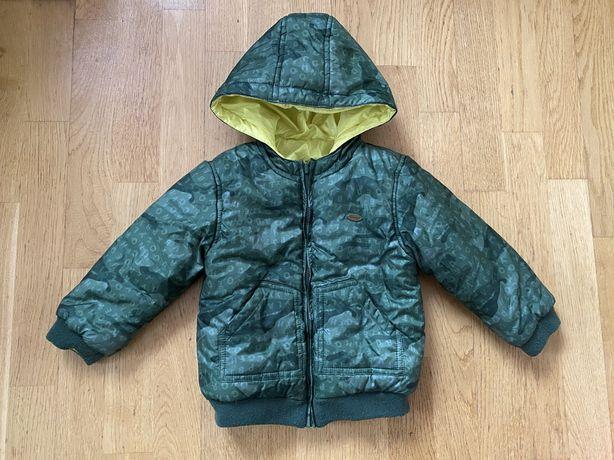 Двухсторонняя куртка Mayoral размер 92