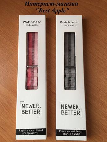Нейлоновый ремешок Woven Nylon for Apple Watch 42mm, Series 1/2/3/4