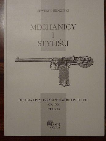Książka Mechanicy i Styliści