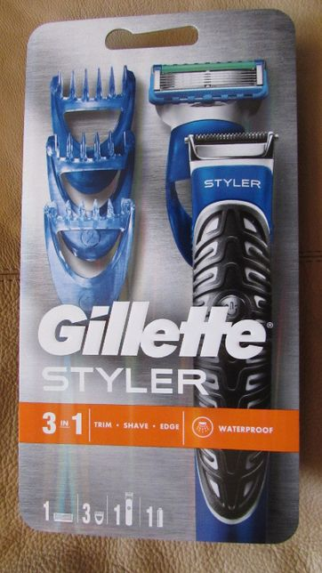 Maszynka do golenia Gillette Fusion 5 Styler ProGlide nowa