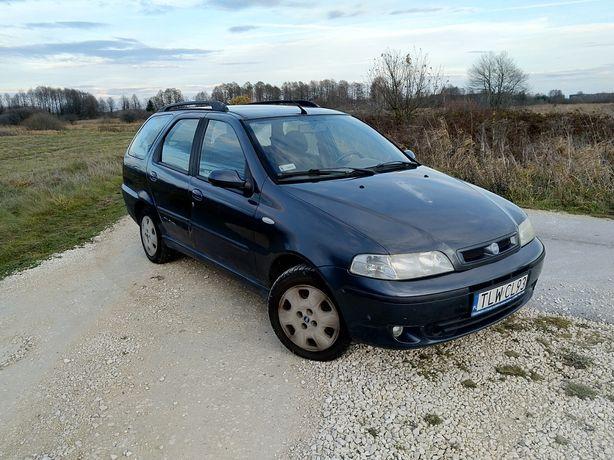 Fiat Palio Weekend II 1,2 benzyna 2002 r 5 osobowy kombi