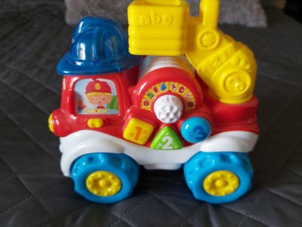 Interaktywny Wóz strażacki Clementoni