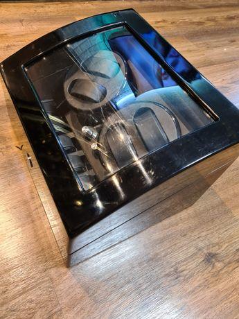 Rotomat gablota pudełko 4 plus 6 zegarków TripleTree