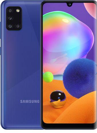 Мобильный телефон Samsung Galaxy A31 4/64GB Prism Crush Blue (SM-A315F