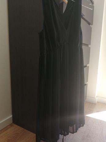 Vestido de Gala Preto H&M n 34.
