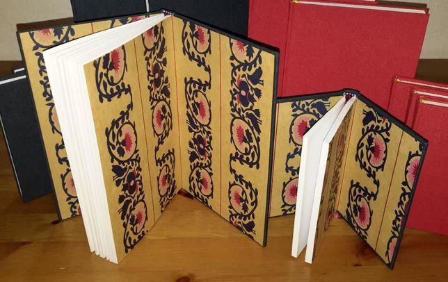 Notebook Chita de Alcobaça A6 A5 Apontamentos Encadernação Tradicional