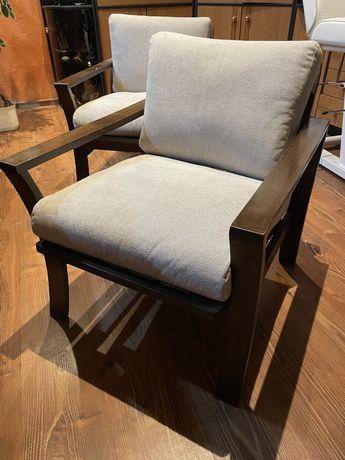 Komplet dwoch foteli , fotele, fotel PRL