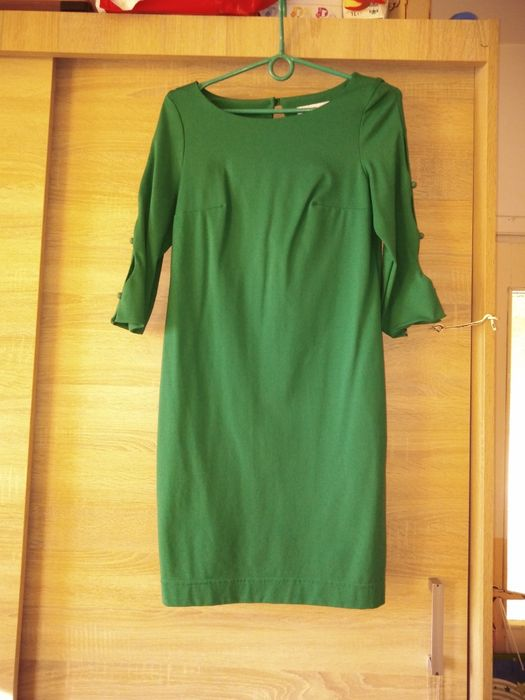 Zielona sukienka Dynak - image 1