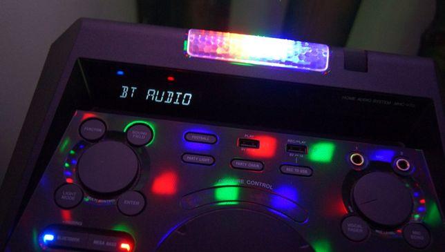 Power audio kolumna głośnik  Sony mhc v7d