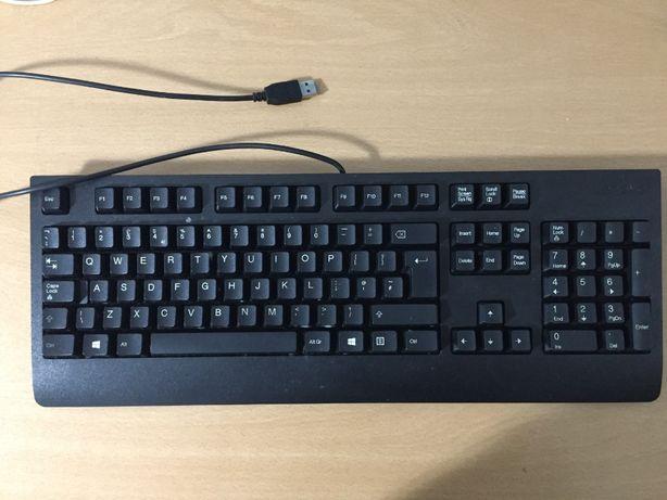Teclado Lenovo keyboard - English