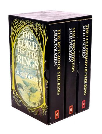 Trilogia The Lord of the Rings