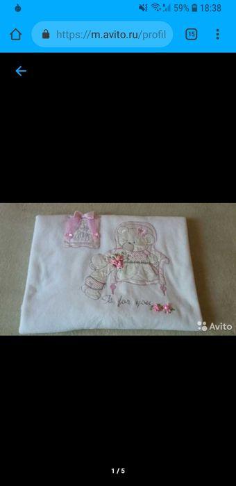 Продаю конверт для новорожденного в отличном состоянии Ніжин - зображення 1