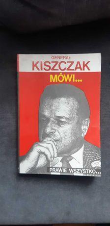 Generał Kiszczak mówi... prawie wszystko... .