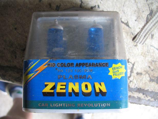 Лампи ксенонові zenon h4 12v 100/90w