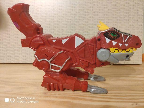 Огненный дракон Power Rangers Dino T-rex Могучие рейнджеры Bandai