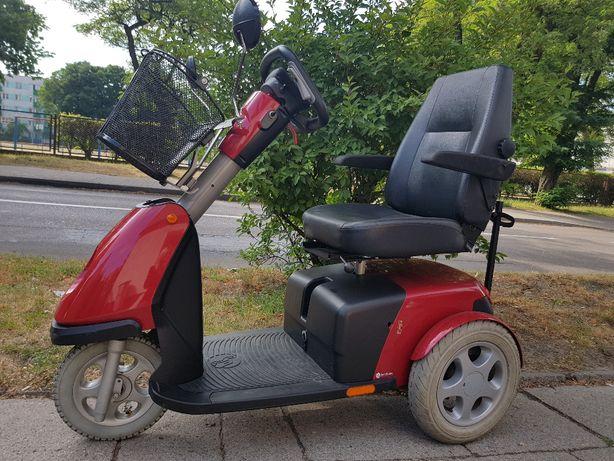 skuter wózek inwalidzki elektryczny TROPHY 6 AMORTYZACJA