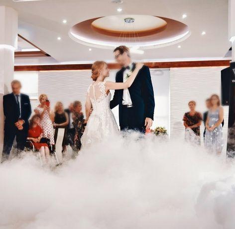 Ciężki dym - Pierwszy taniec Młodej Pary w chmurach