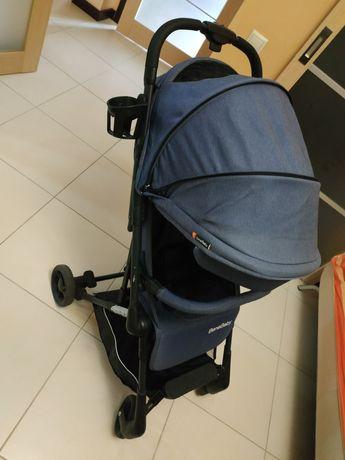 Прогулочная книжка-коляска benebaby D300+дополения