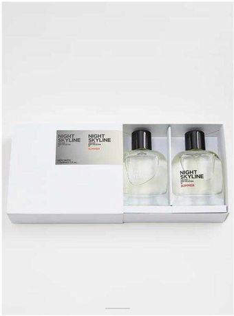 Духи парфуми Zara мужские набор