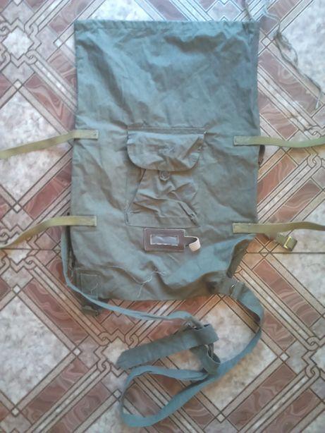 Mieszok Plecak górski żołnierza Radzieckiego Afganistan reko/kolekcje