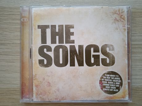THE SONGS - 2CD - składanka *Coldplay,Oaisis,Moby,Bowie,Travis,Cohen