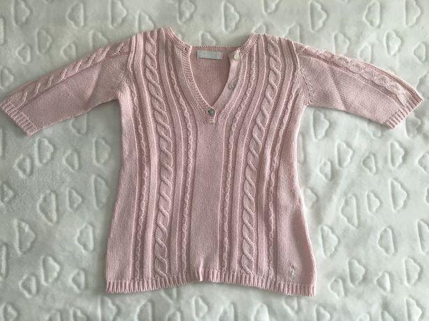 Vestido de malha Lanidor 9-12m