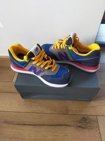Buty sneakersy New Balance 574