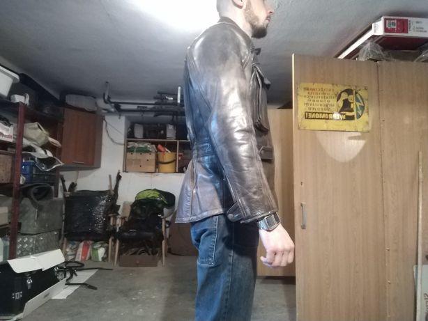 Kurtka motocyklowa skórzana POLO rozm. S