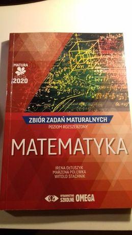 Matematyka zbiór zadań maturalnych poziom rozszerzony Matura 2020