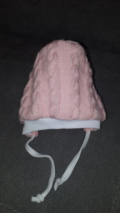 Зимняя шапочка на девочку Широка Дача - зображення 1