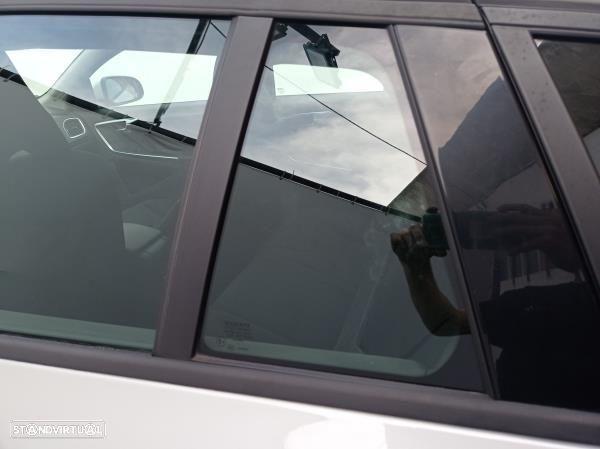 Vidro Lateral Canto Traseiro Esquerdo Volvo V60 I (155, 157)