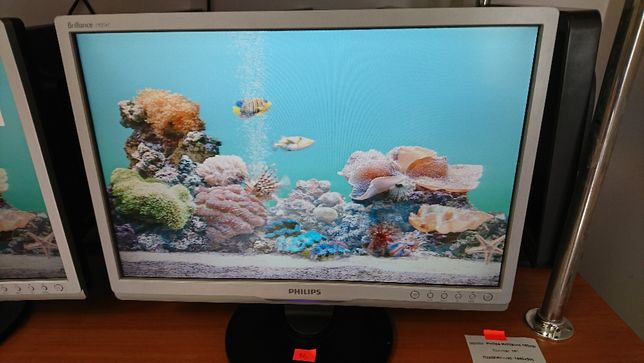 "Monitor LCD 19"" Philips 190SW"