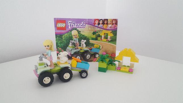 Lego Friends 3935 Auto dla zwierząt