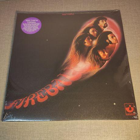 Deep Purple : Fireball PURPLE VINYL LP / Виниловая пластинка / VL