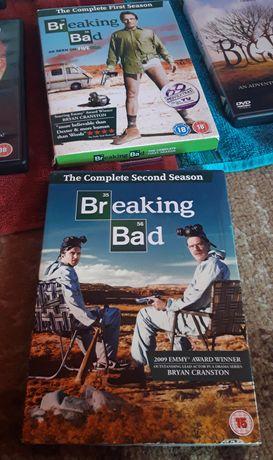 Breaking Bad  sezon 1,2