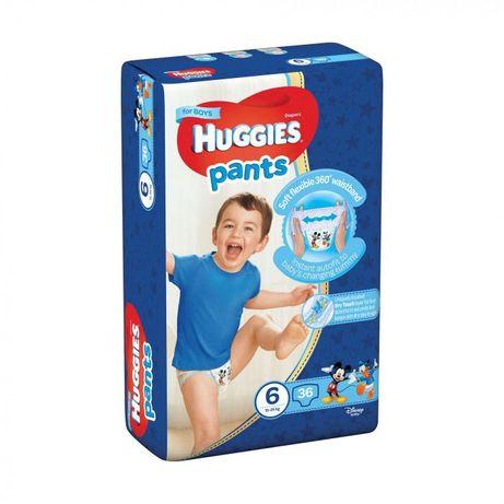 Huggies pants bebis pants размер 6