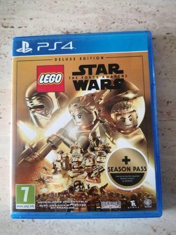 Sprzedam grę na ps 4 lego gwiezdne wojny przebudzenie mocy