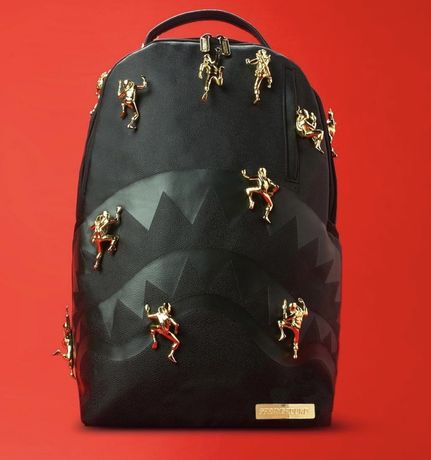 Sprayground рюкзак THE 11 NINJAS BACKPACK Limited Edition