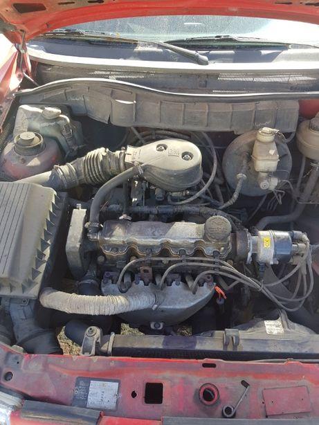 Kompletny Silnik Opel Astra 1,4 8v