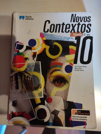 Vendo Manual de filosofia 10° ano!!!