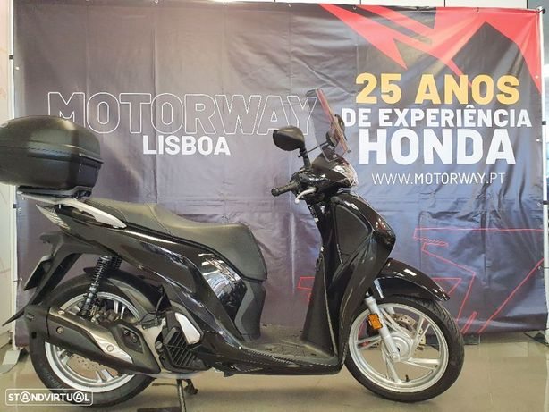 Honda SH  125a