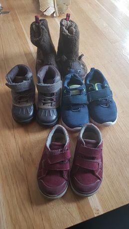 Buty dla dziecka 1 do 2 lat