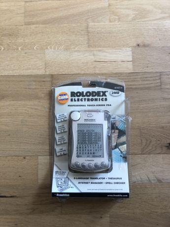 Rolodex PDA