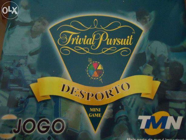 Trivial Pursuit Desporto - Mini Game