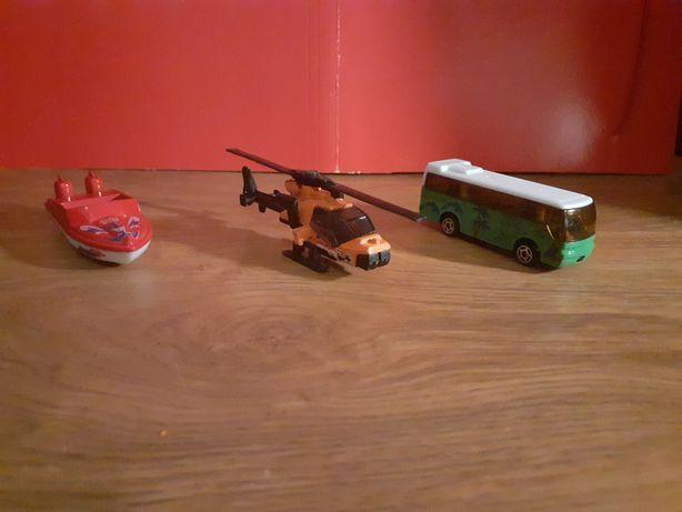 Samochodzik i różne inne