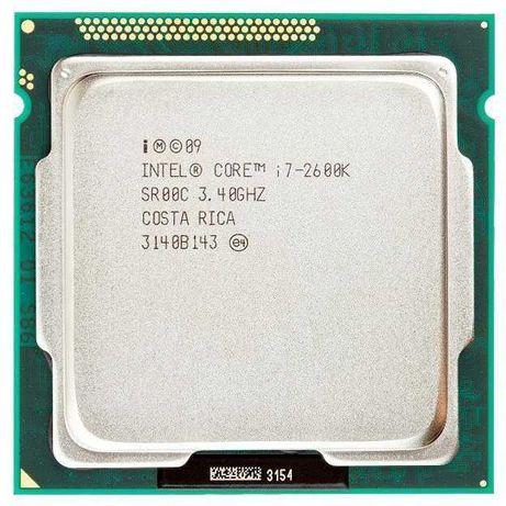 Продам процессор I7 2600k, 5800